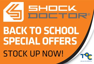 ShockDoctor Back to School
