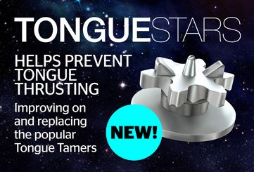 NEW! Tongue Stars