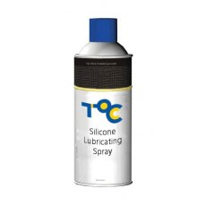 Silicone Lubricating Spray