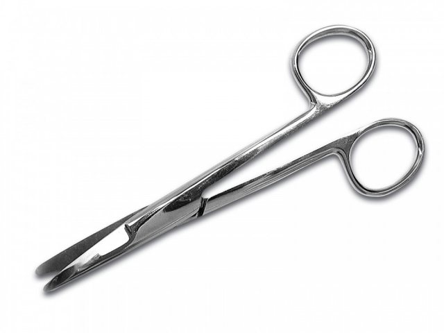 Curved Mayo Scissors