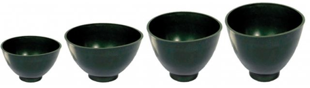 Plaster Mixing Bowls
