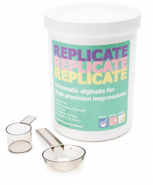 Replicate Alginate
