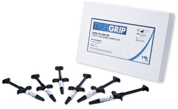 Tru-Grip Light Cure Band Cement Kit