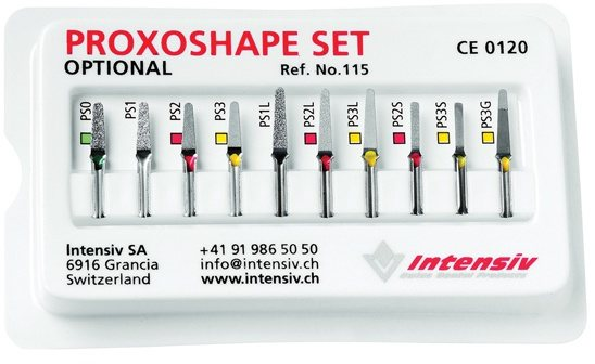 Intensiv Proxoshape Set