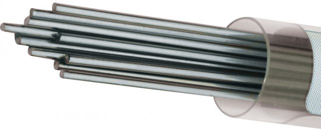 Stainless Steel Wire - Straight Lengths Rectangular
